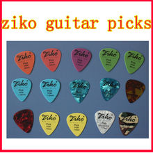 custom celluloid and nylon also POM good blank and colorful guitar picks
