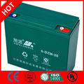 XUPAI Battery 12v dry cell car battery crystal battery for inverter pure sine QS CE ISO