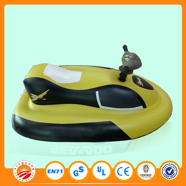 Electric water scooter wave boat jet ski