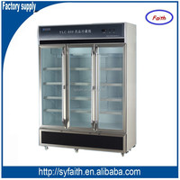 2-8 celsius pharmaceutical freezer with volume of 120L-1200L and power 220V 50Hz/60Hz