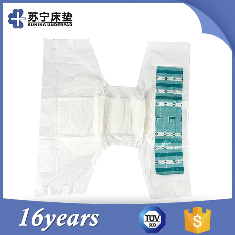 Hot Sale High Quality New And Soft Oem Ultra Thick Baby Adult Diaper