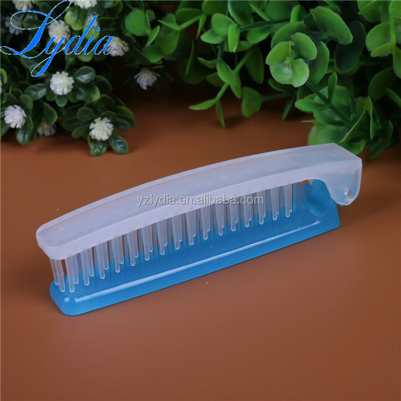 Mens Plastic Personalized Hair Comb