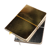 Manufacturer Supply Gold Foil Notebook 2017