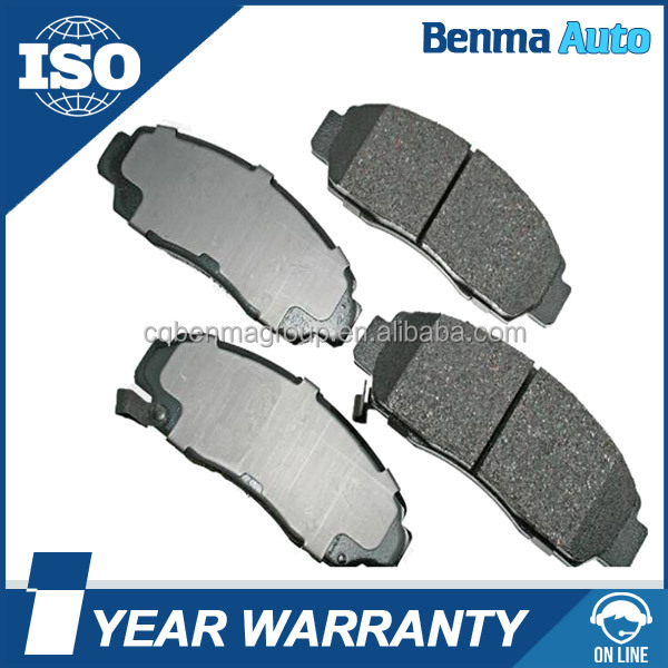 Auto spare parts car pad kit disc brake car parts in china 45022-SDB-A00 5861186550