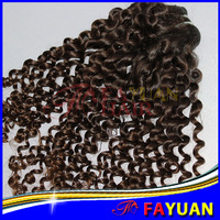 Wholesale high quality machine weft tangle free unprocessed raw virgin mongolian tight curly hair