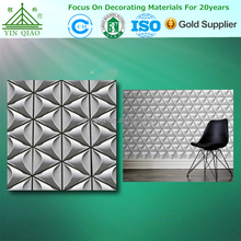 Interior Home Decor Beautiful 3D Cement Wall Covering Panels board