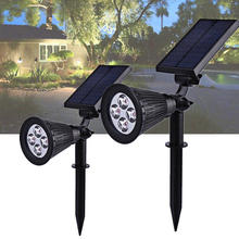 IP65 Outdoor Led Solar Garden Wall Light