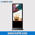 "42"" wifi floor stand ad player for large stores and hd1920*1080 screen built-in Beacon"