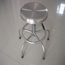 High quality Stainless steel lab stool made in China good price