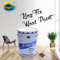 Factory manufacture high gloss bamboo furniture paint