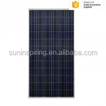 hot sale solar panel 300w polycrystalline for on grid system