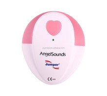 portable angelsounds unborn baby heartbeat listener fetal doppler with factory price CE FDA