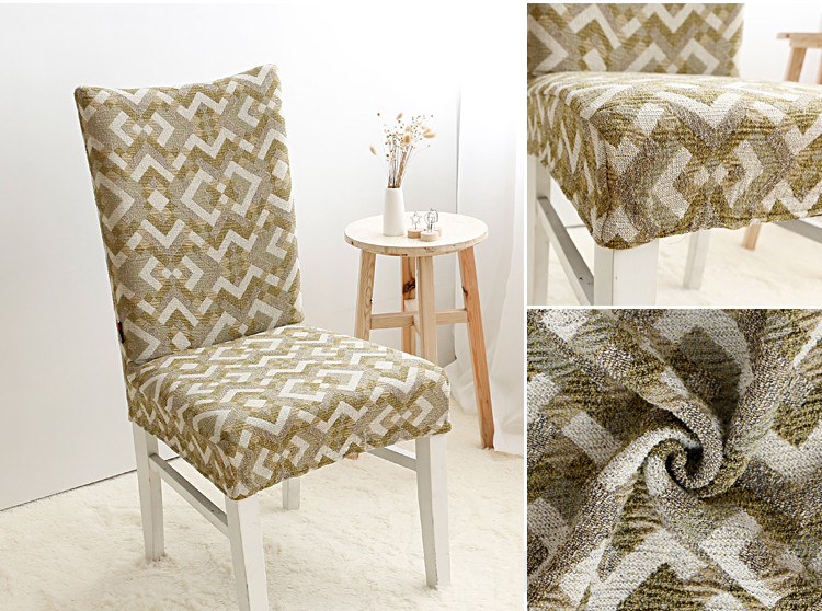 High Quality 100% polyester stock jacard fabric for sofa set flat sofa fabric for furniture textile