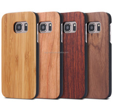 Eco-friendly Custom Service protective blank woood phone case for samsung s8 plus note 8 real wood bamboo back covers