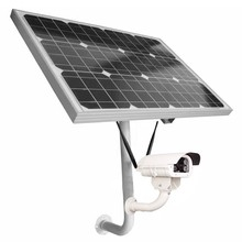 2017 Hot New Products 1080P 3G/4G Wireless Solar for Camera