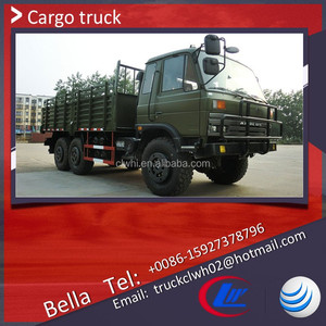 10-15T DONGFENG 6x6 truck military trucks , 10-15tons off-road 6x6 truck