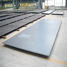 Guaranteed quality hot rolled zinc coated pure iron steel plate made in China