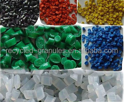 manufacture LDPE plastic rawmaterial, recycling LDPE plastic