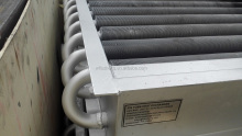 stainless aluminum Fin tube heat exchanger, fin tube radiator