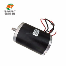 Permanent magnet 220V dc electric motor 100W 4300rpm 1.5A 77ZYT-01A220-01