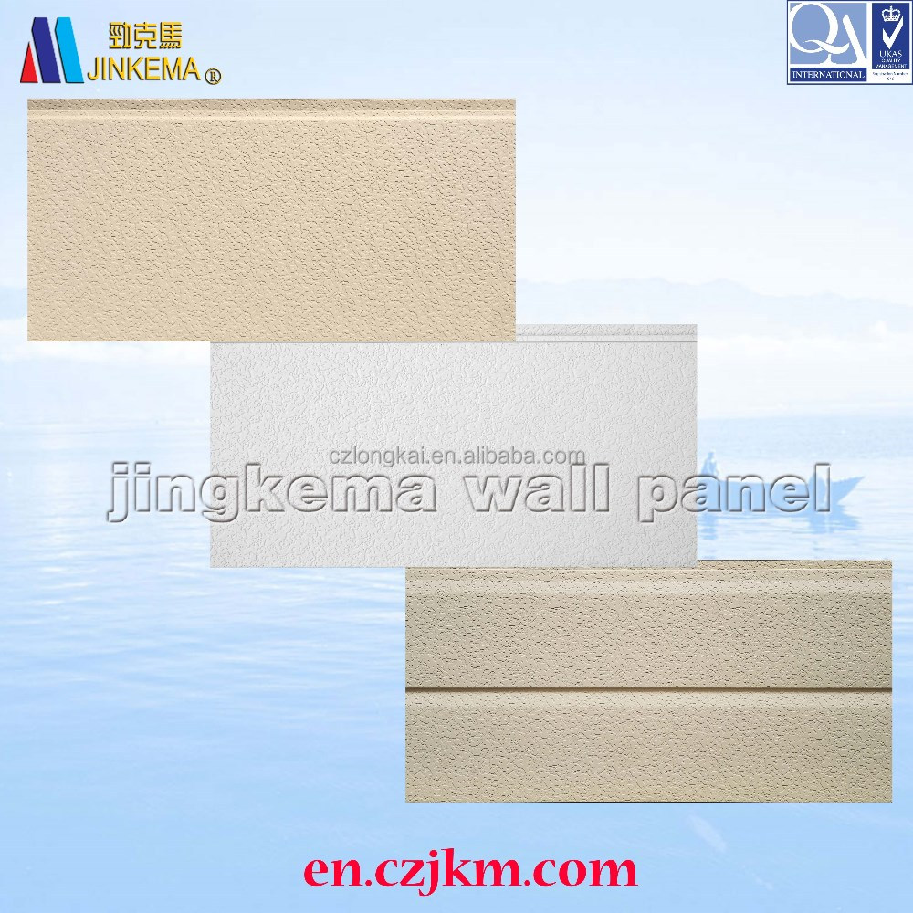 Factory sale decorative 3D colored metal embossed wall panel for exterior wall coating