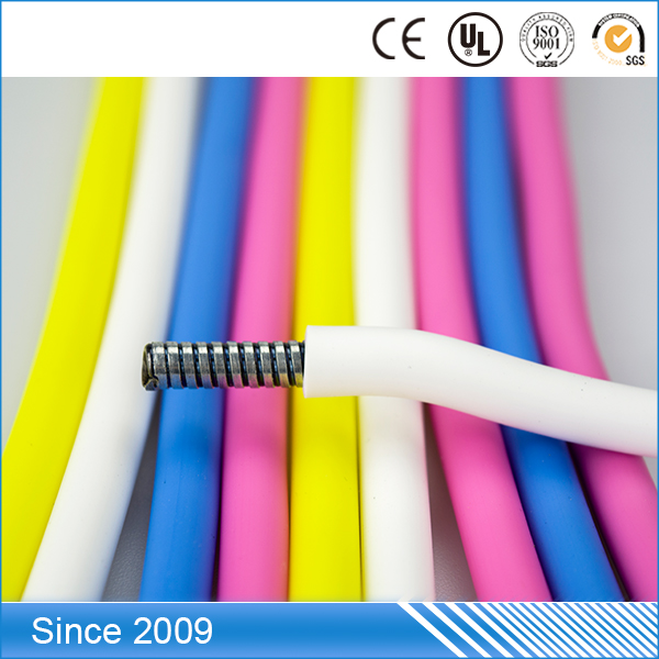 China OEM customized shape square rectangular recycled pvc pipe water clear pvc tube