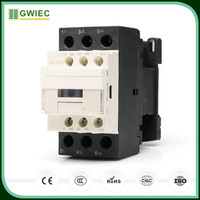 GWIEC Best Products Ul Ce Normal Open Types 40A/63A Lc1 D40 Single Phase Electrical Contactor