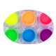 fluorescent powder for ink, paint and paper