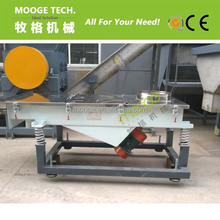 Sand linear vibrating shaker screen