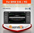 HIFIMAX Android 4.4.4 Car Video For BMW E46 (1998-2006) /X3/5/Z3/Z4 Radio Navigation With Wifi Bluetooth DVR OBD Optional