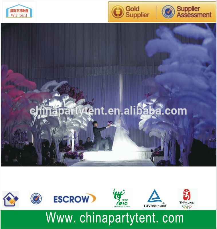 Tente de mariage, hot selling outdoor wedding tent for sale