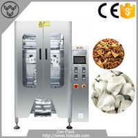 High Speed Pouch Dry Green Peas Packing Machine