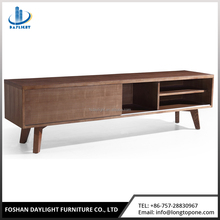 Wholesale Chic living room furniture vintage long wooden designs for tv cabinet