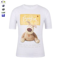 Cheap high quality customized funny oem tshirt printing manufacturers