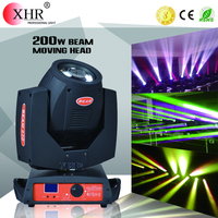 Pro stage lighting DMX 512 Control 5R moving head beam 200 moving