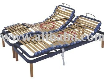Electric Adjustable Bed Dual King Size