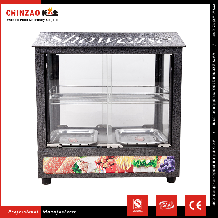 Food Warmer Display Cabinet Cabinet Showcase ZSB-65-2