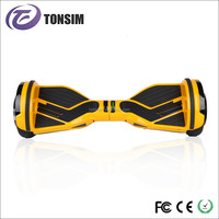 High Configuration two wheels Self Balancing scooter Skate board scooter hover board electric Walker