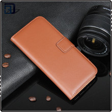 New Arrival Protective Flip Stand Wallet Genuine leather case for Galaxy S8 Case