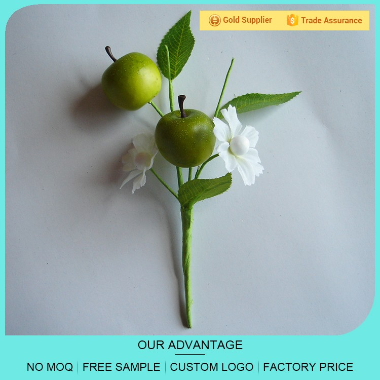 China suppliers factory price ornament artificial fruit for decoration