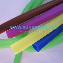 Colorful Silicone Rubber Tube Sleeve For MEP Equipments