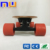 wireless remote control hub motor diy maple electro skateboard with handlebar