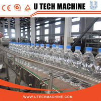 Automatic Drinking Water Bottling Plant / Equipment / Line