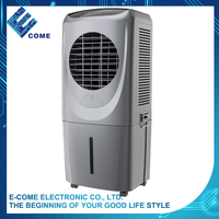 ABS housing electrical water spray cooling coolers fans with copper motor