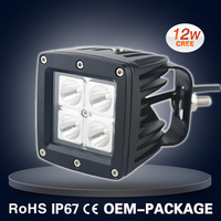 12W Truck,Mining LED working light 12W Offroad led driving light