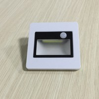 china supplier COB LED led bottom footlights 1.5w