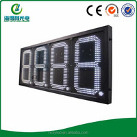 Alibaba express LED hot sell lovely outdoor led gas screen