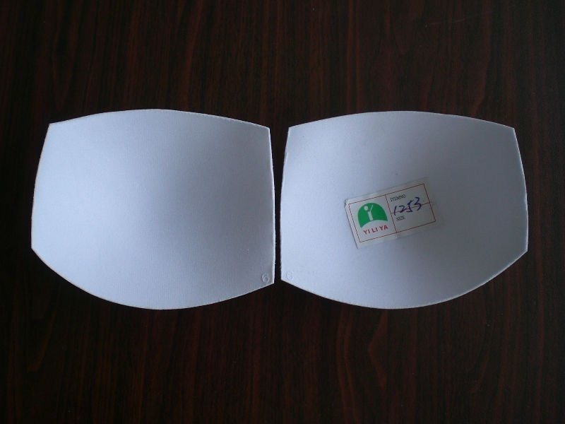 1/2 removable bra cups 1253#
