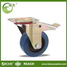 high quality Hard Rubber Caster Wheel Tyres Tire