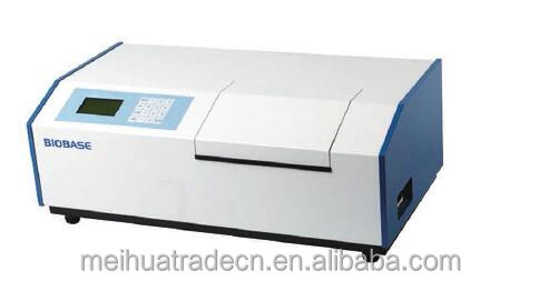 BIOBASE Automatic Polarimeter BP-3 measuring specific rotation, optical rotation, concentration and sugar degree